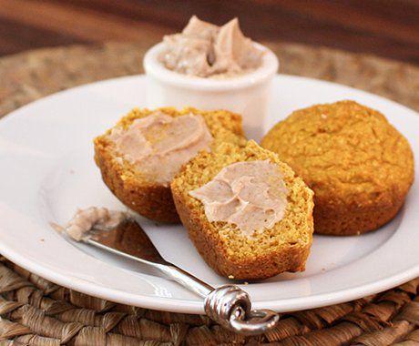 Pumpkin Corn Muffins