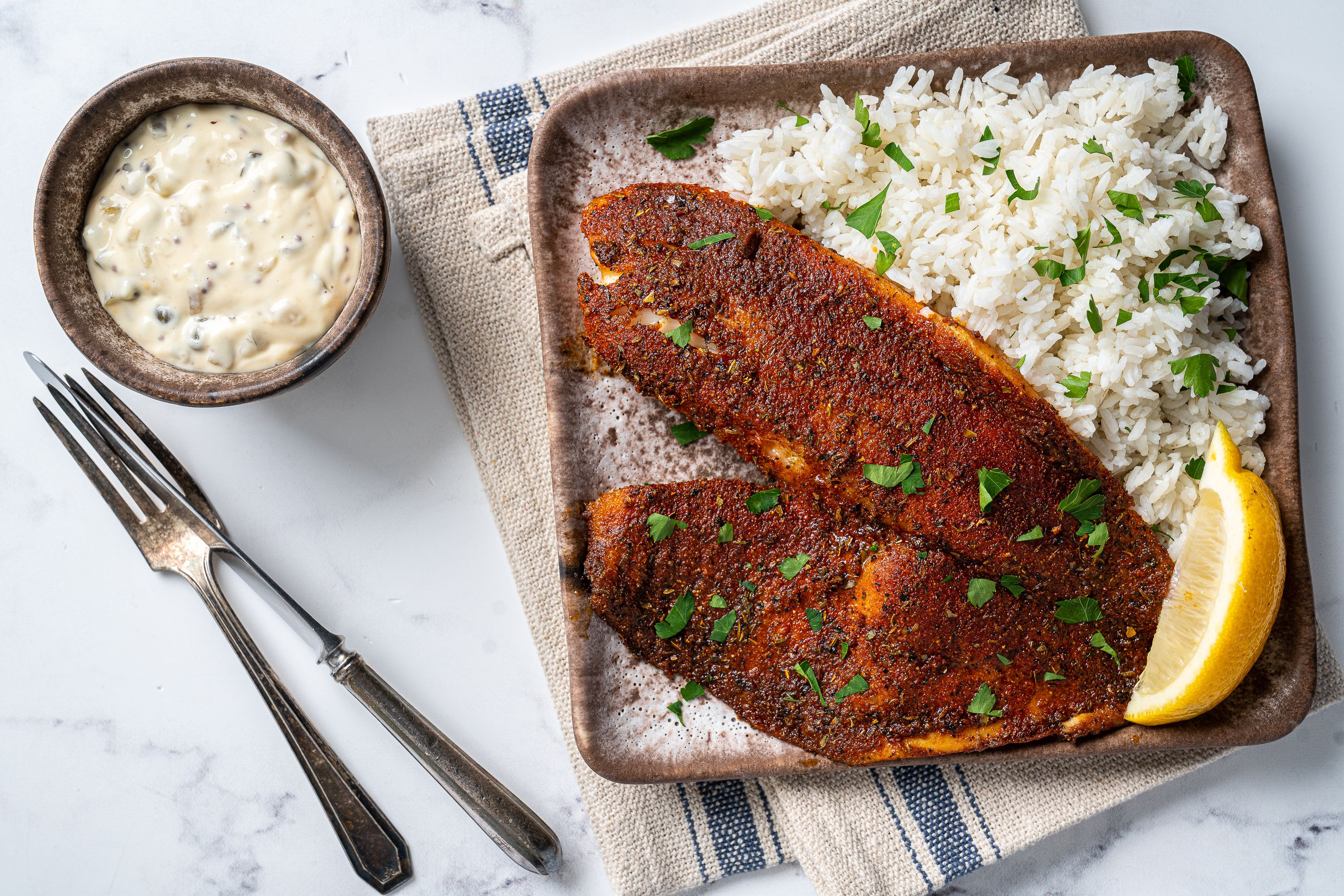 Make Baked Blackened Tilapia for a Flavorful Dinner in 20 Minutes