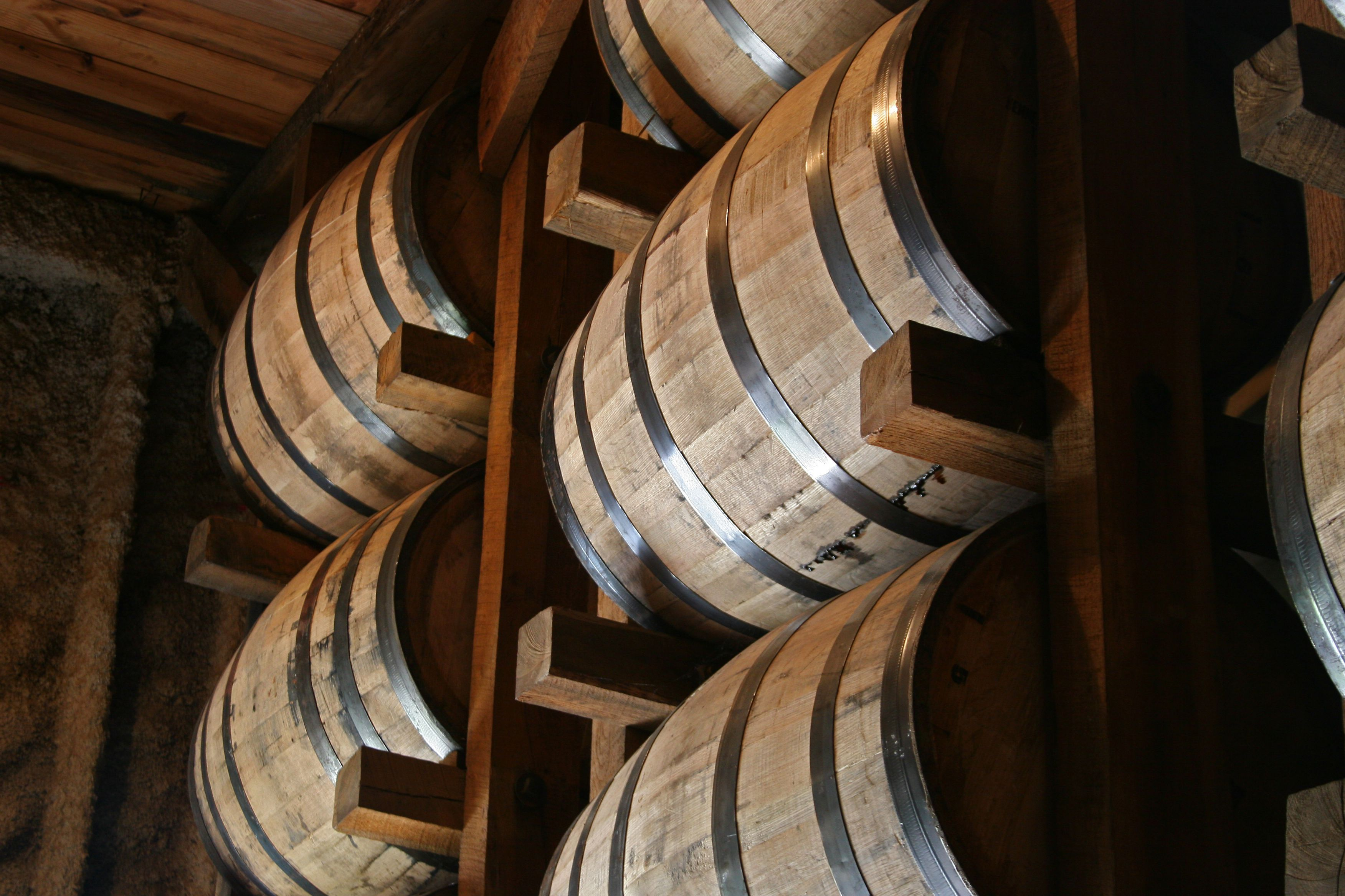 Whisky Barrel House