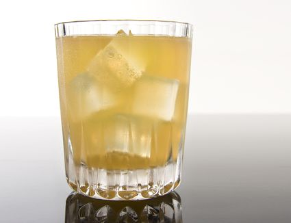 Colt 45 Mixed Drink With Jagermeister, Gin, and Red Bull
