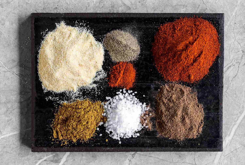 Jamaican Jerk Seasoning ingredients