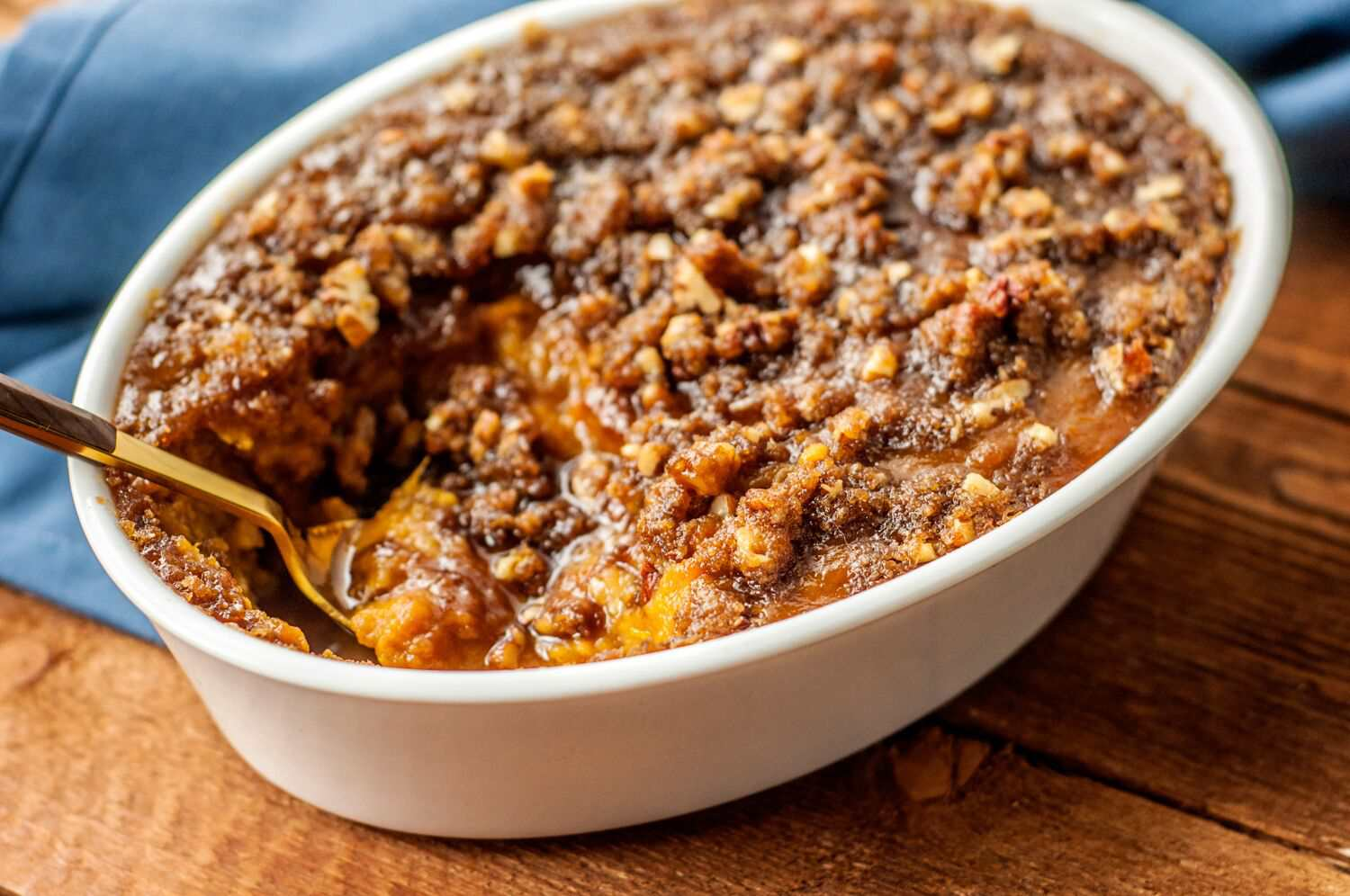 Classic Sweet Potato Casserole Recipe