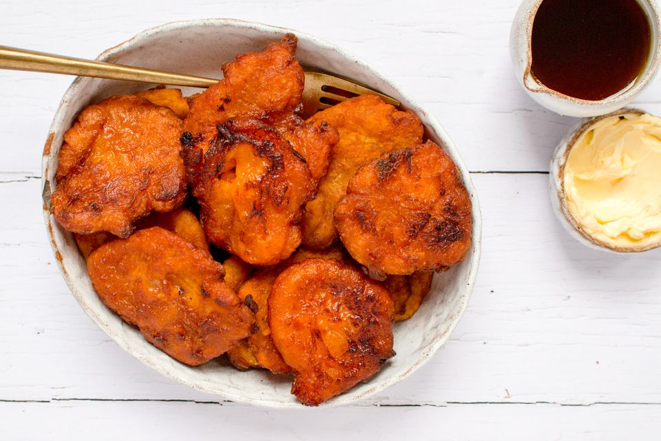 West Indian Pumpkin Fritters (Frituras de Calabaza)