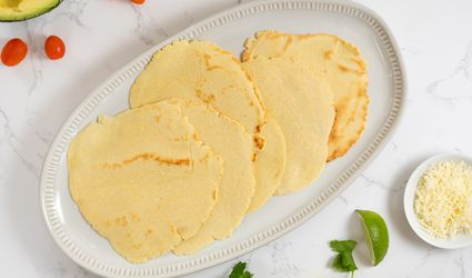 Keto Almond Flour Tortillas