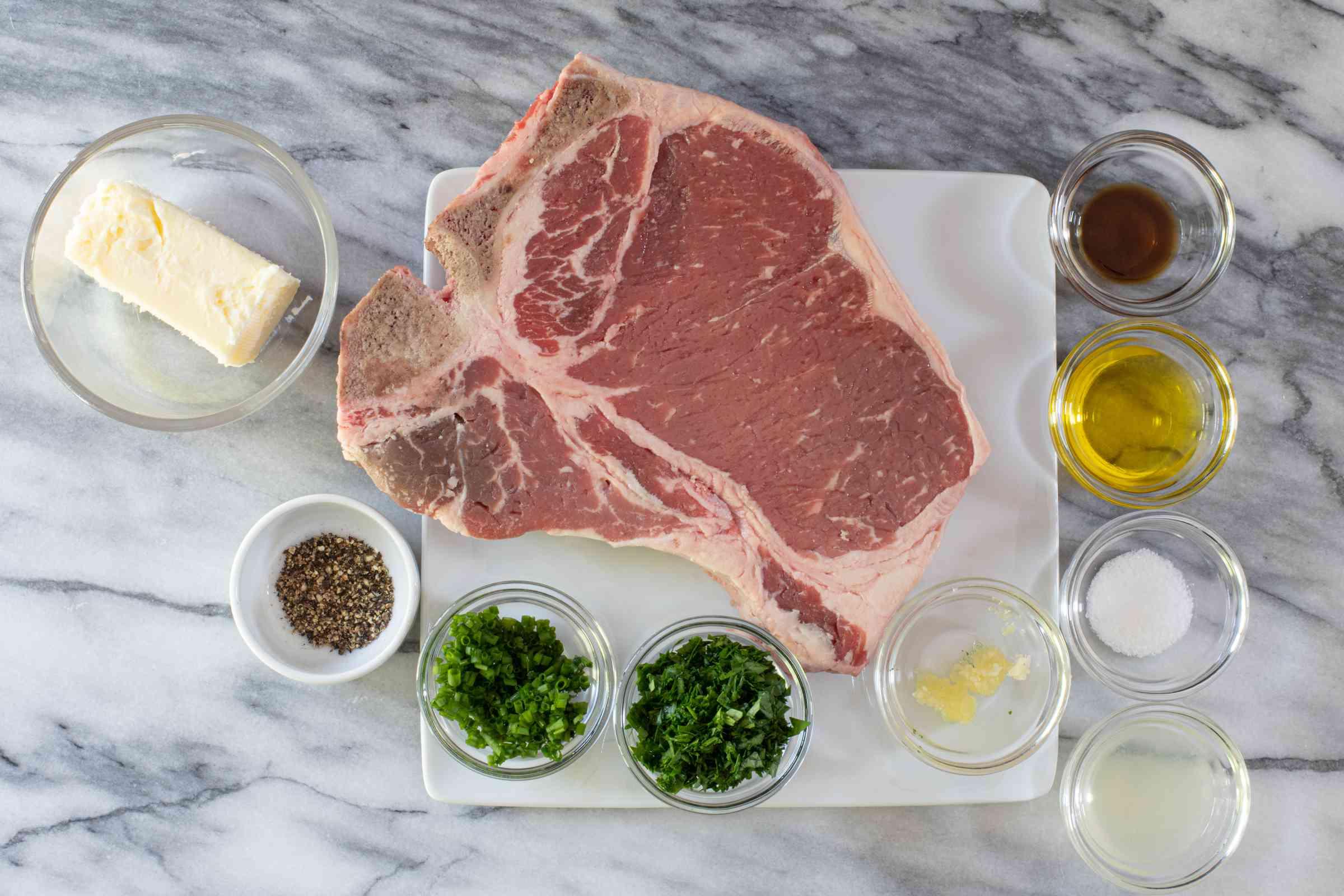 ingredients for air fryer steak