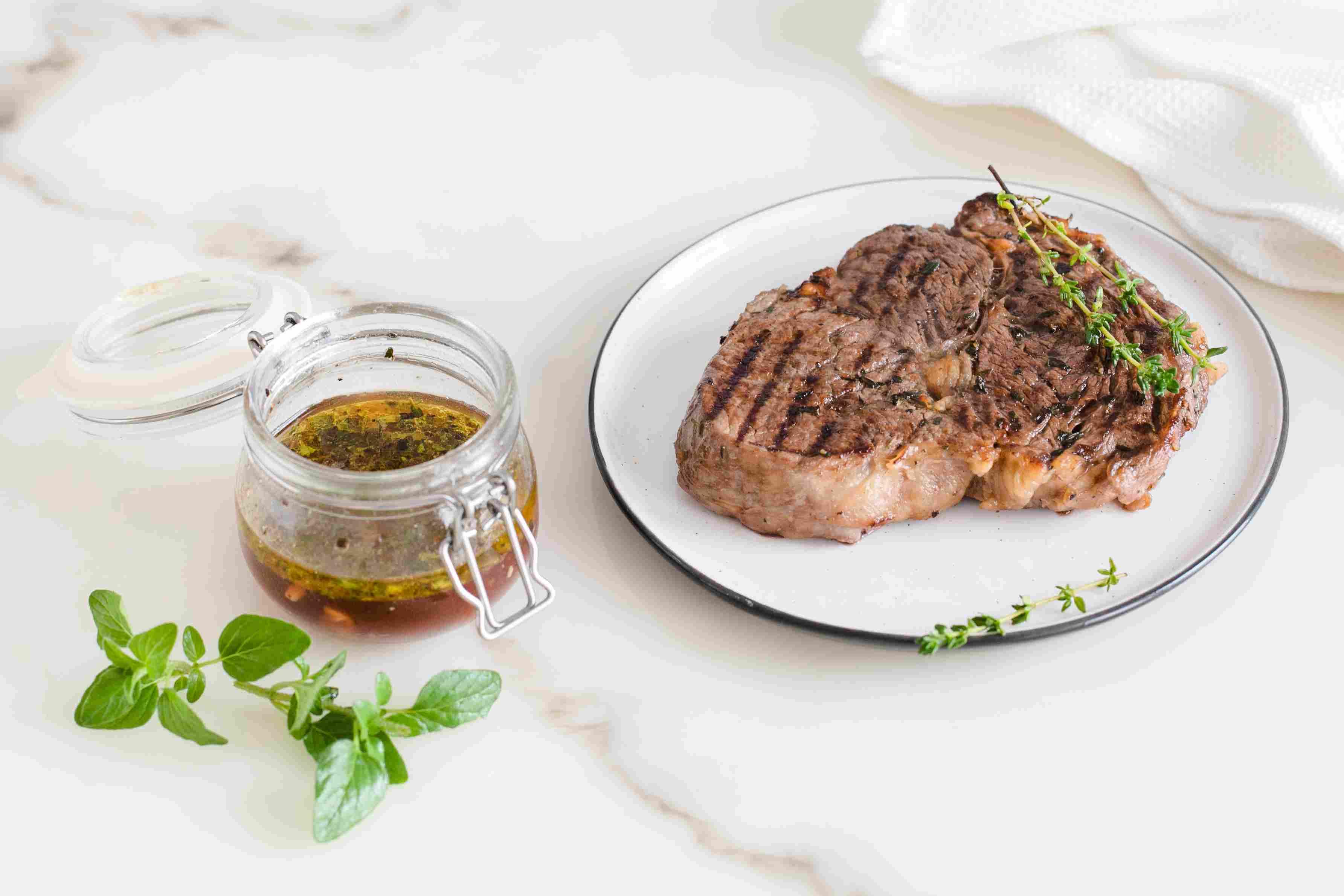 Classic steak marinade