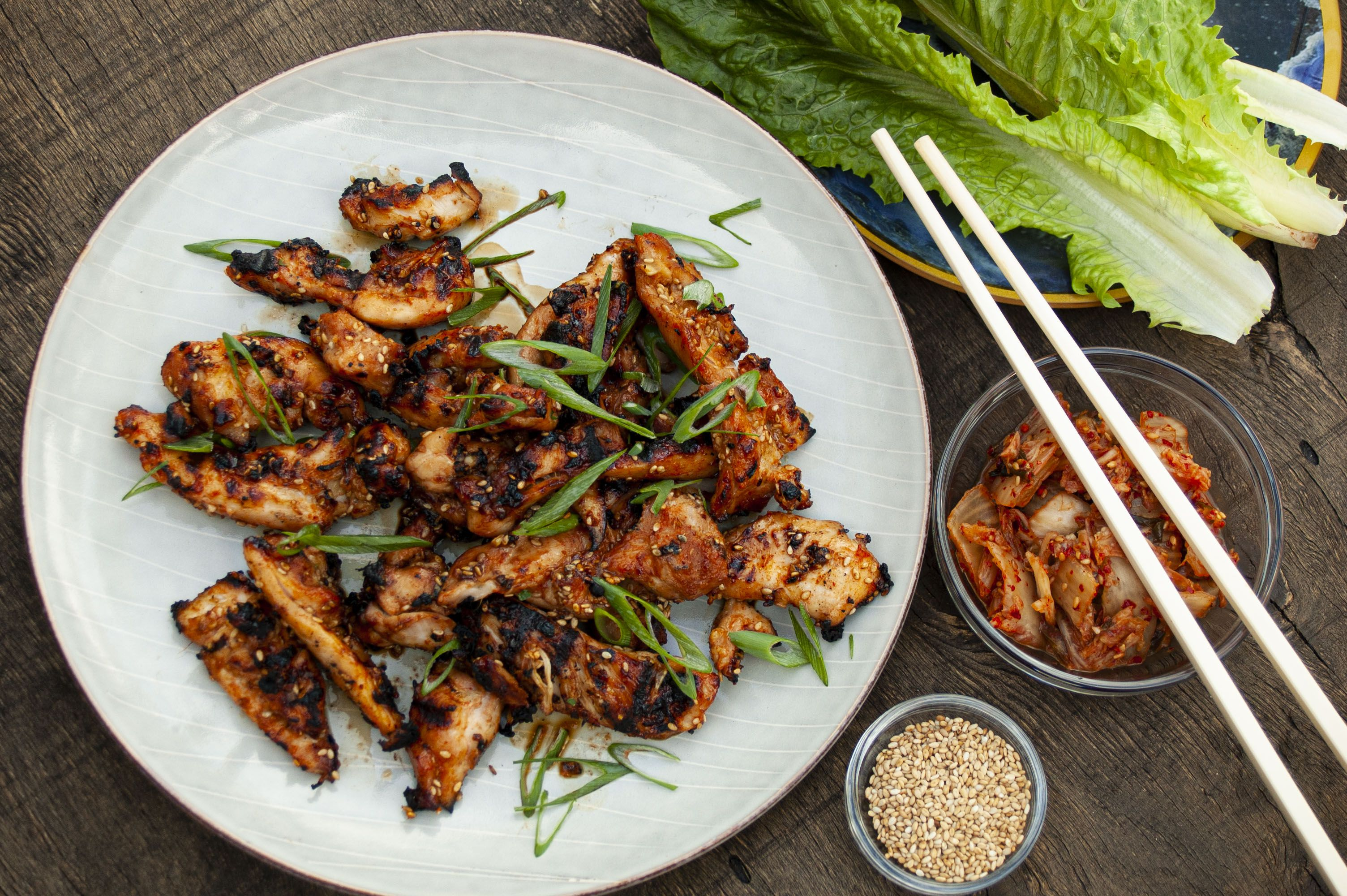 Bulgogi-Style Chicken Is Spicy, Smoky, and Simple to Make