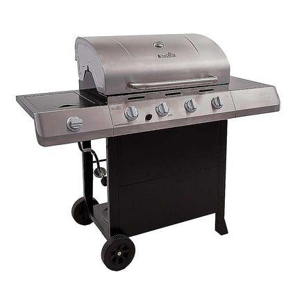 Char-Broil Classic 4-Burner Gas Grill Model 463436215