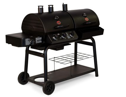 Char-Griller Duo Gas/Charcoal Grill Model 5050
