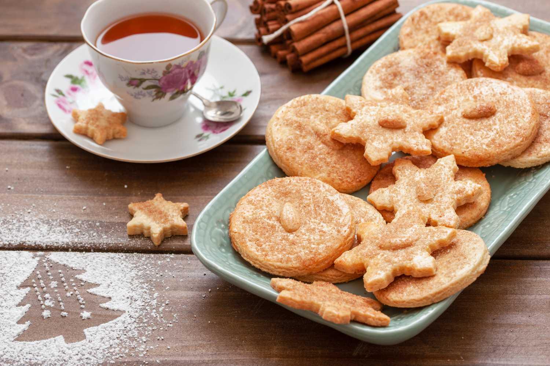 Sand Tart Cookies recipe