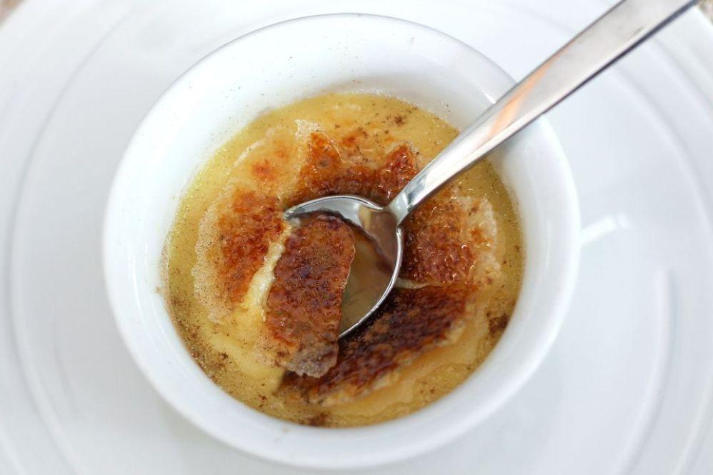 Snickerdoodle Crème Brûlée
