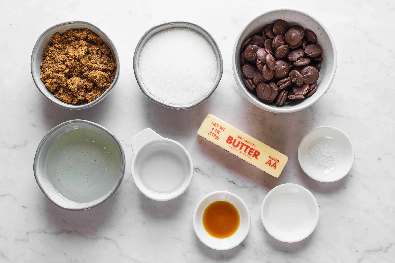 Butterscotch Chews ingredients