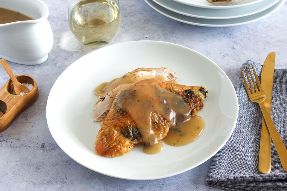 Classic turkey gravy recipe