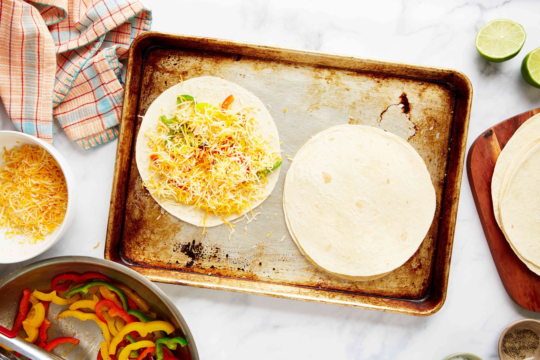 Stuff tortilla