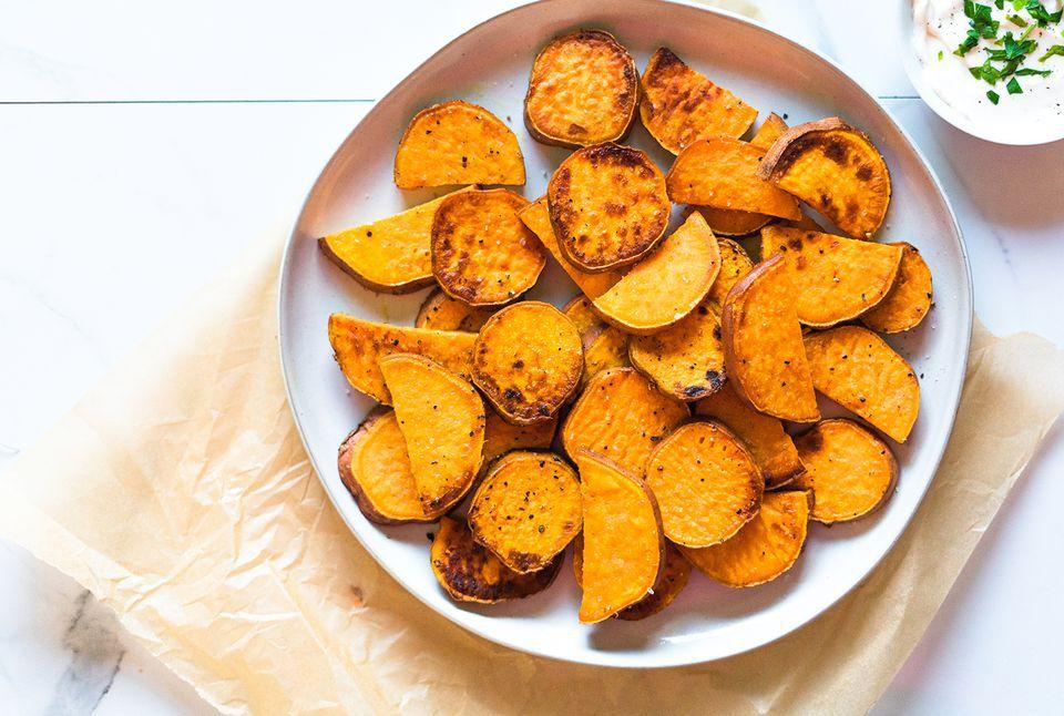 Sautéed Sweet Potatoes