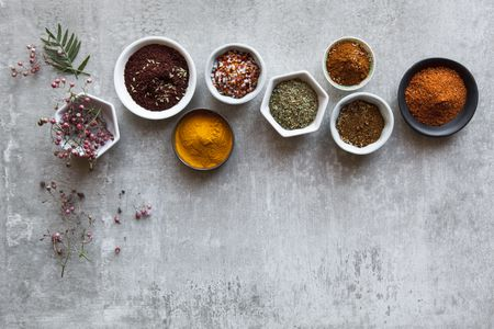 The Essential Pantry Spices List