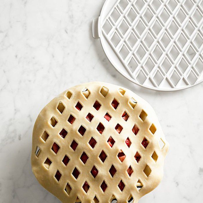 Williams Sonoma Lattice Piecrust Cutter