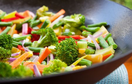 Thai Vegetable Stir Fry Recipe