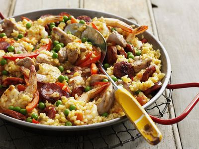 an introduction to spanish cuisine cooking