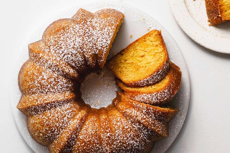 Kentucky Butter Bundt Cake