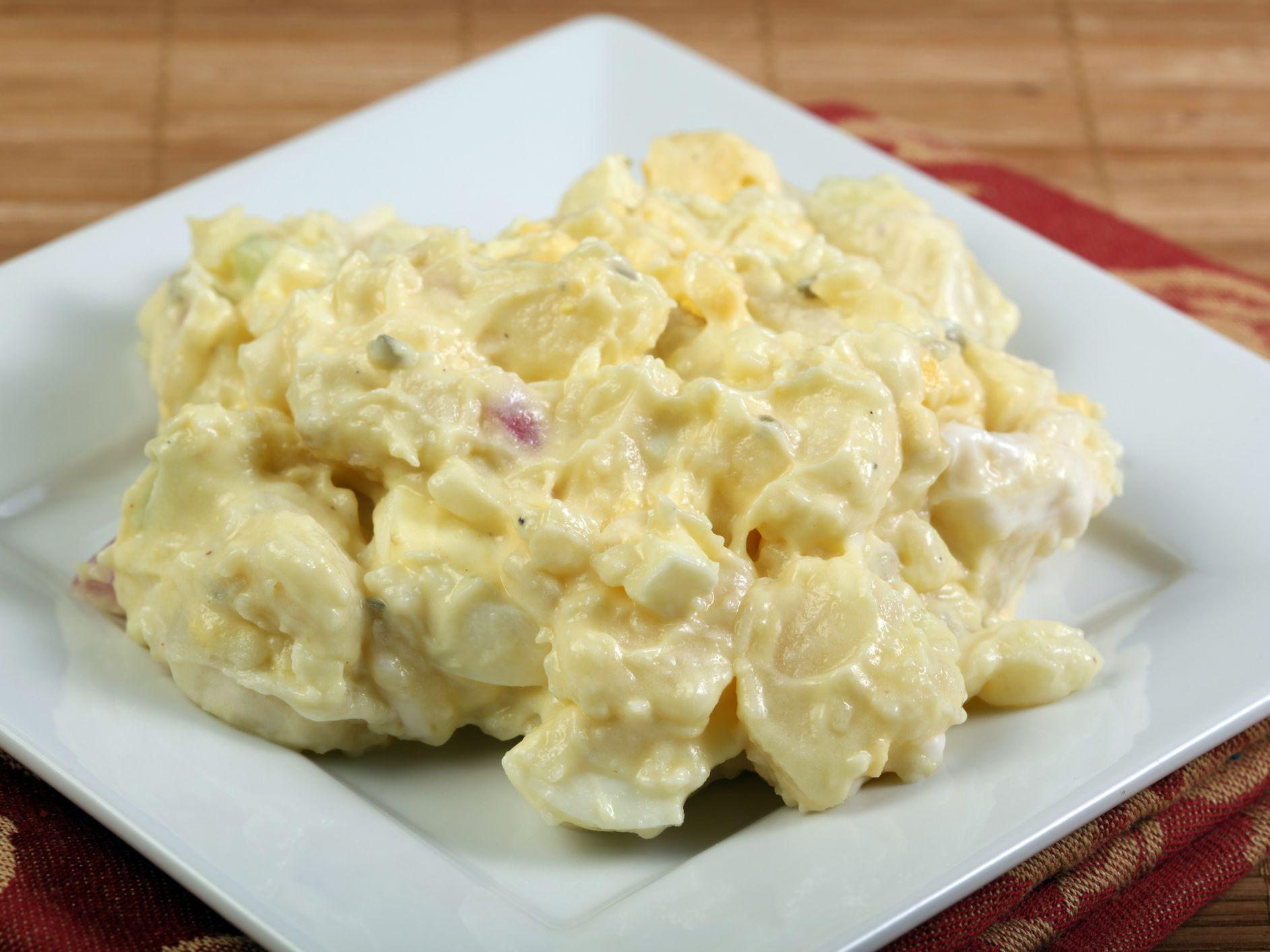 Potato Salad Recipe Using Red Potatoes