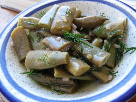 Green Bean Salad Recipe With Dill