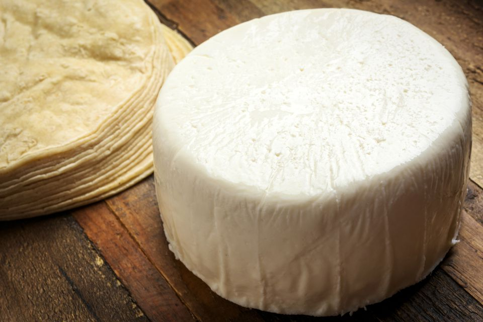 Queso fresco cheese