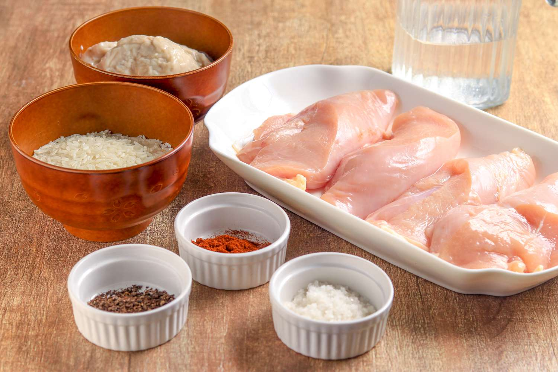 One dish chicken casserole ingredients