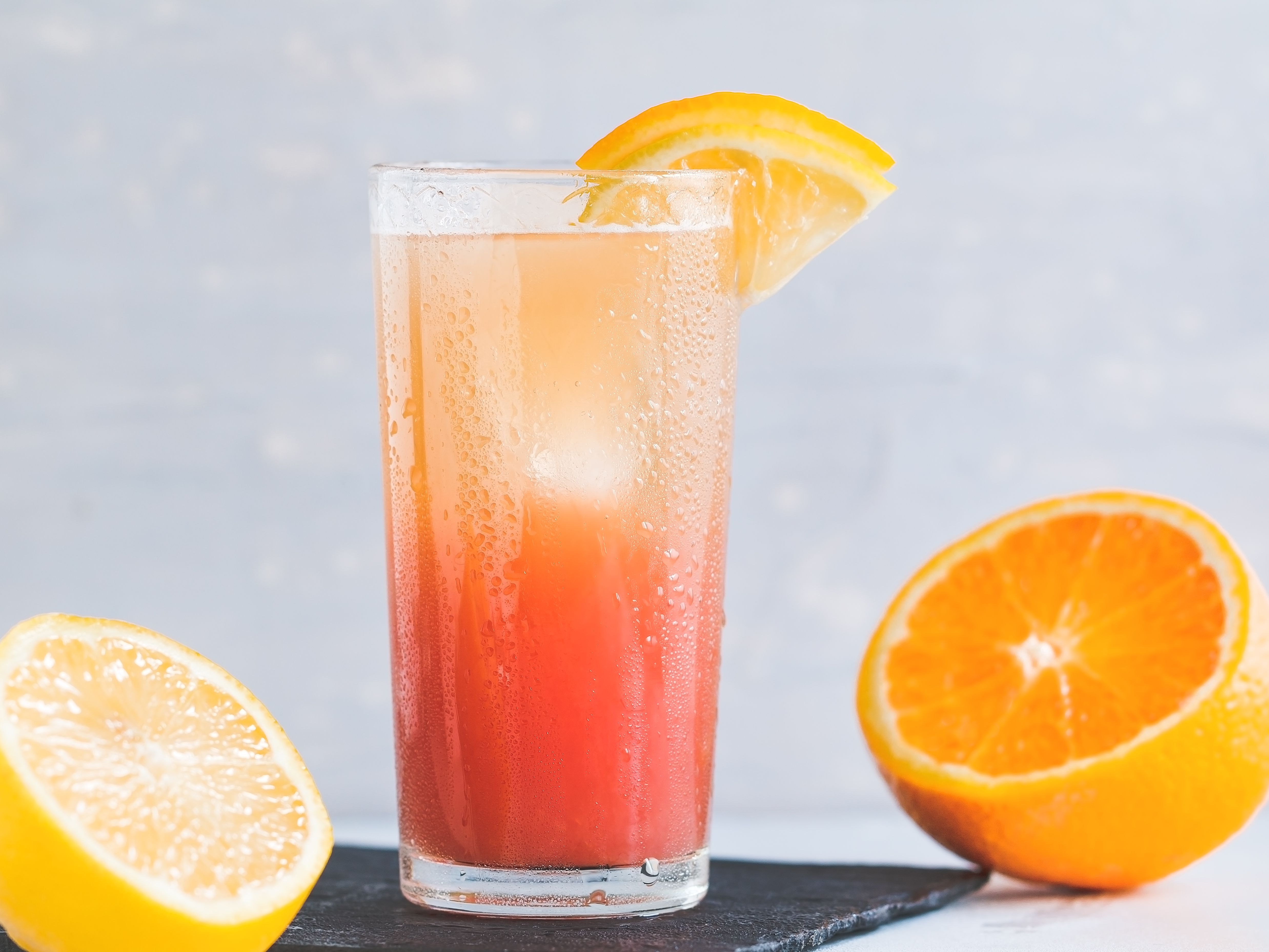 Cardinal Punch Non Alcoholic Drink Recipe
