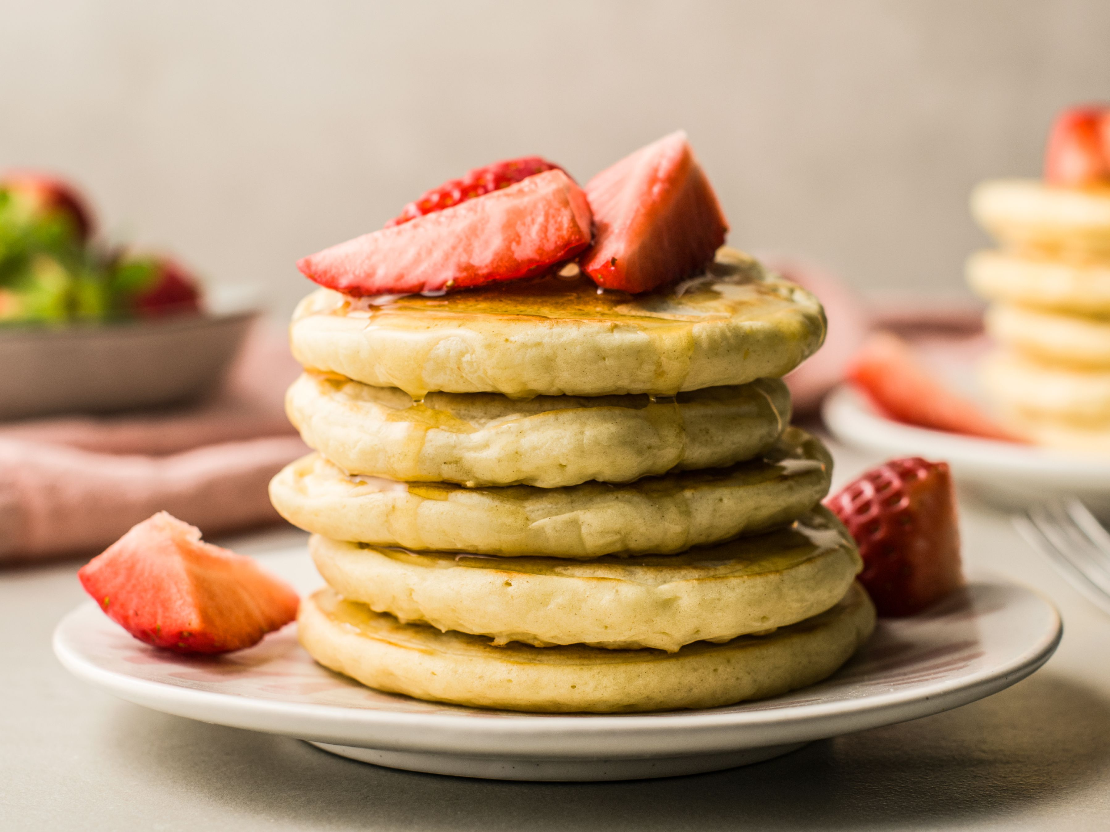 Bisquick Pancakes With Seltzer Water Recipe