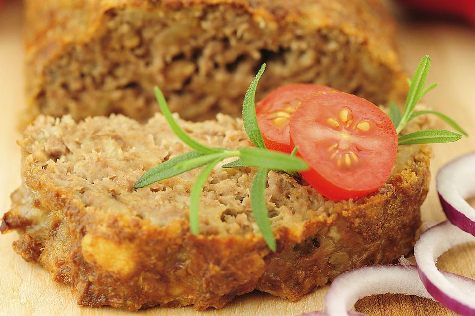 Meatloaf with Italian Flavor