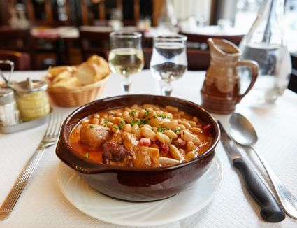 Chicken and Sausage Cassoulet
