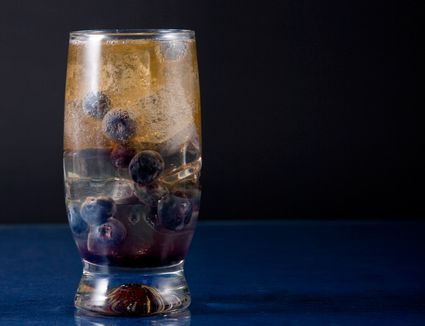 Lucid Absinthe's Broad Stripes and Bright Stars Cocktail