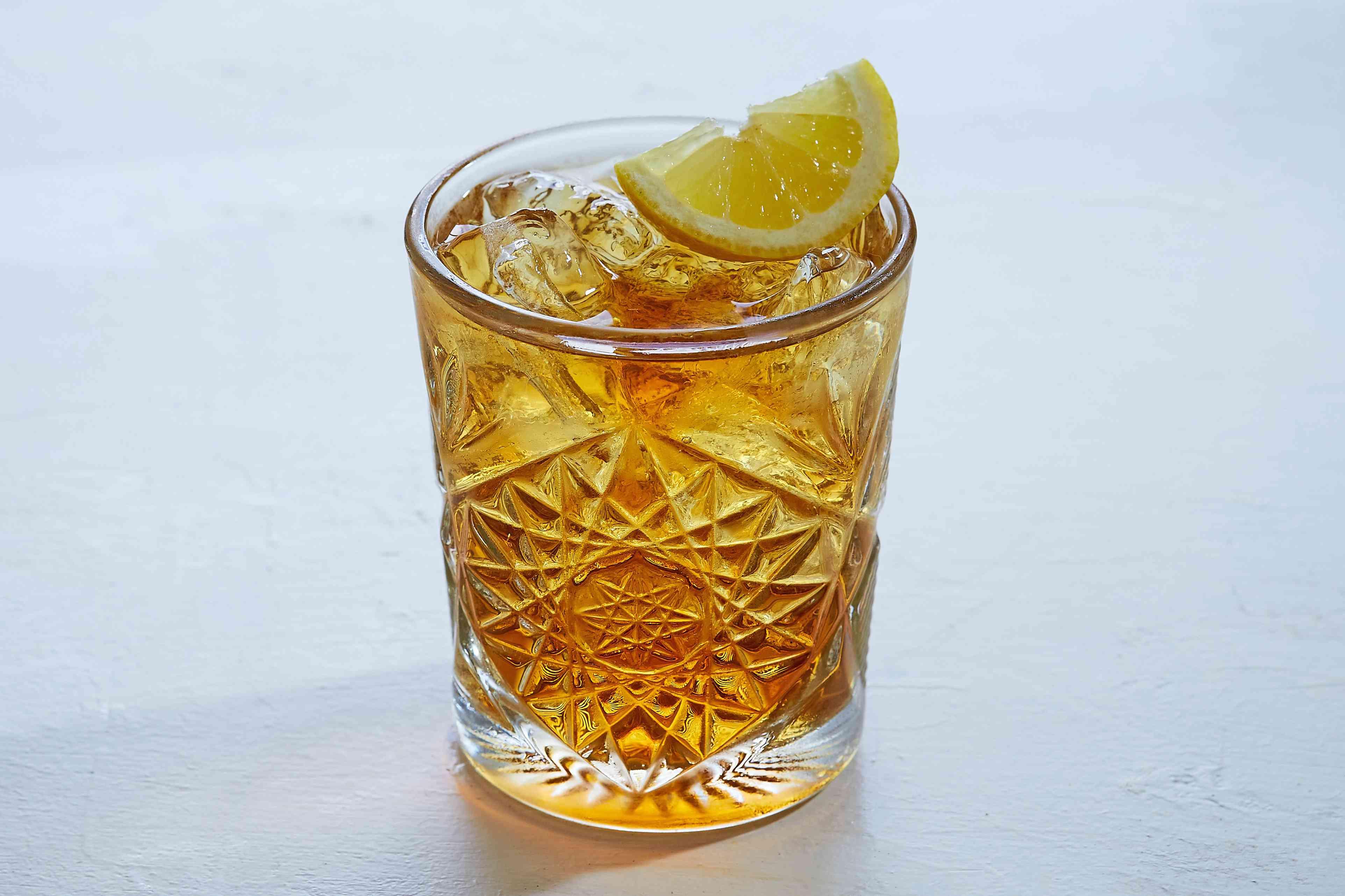 Easy Bourbon Tea Recipe