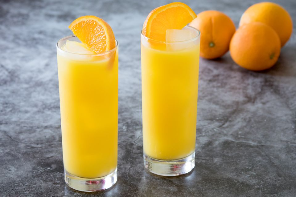 Hairy Navel Vodka Cocktail