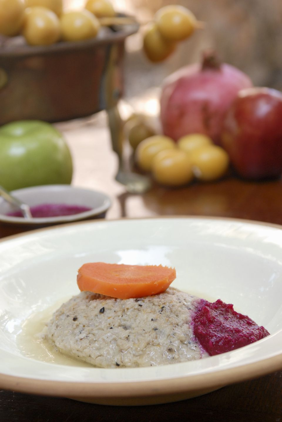 Gefilte Fish for Rosh Hashana