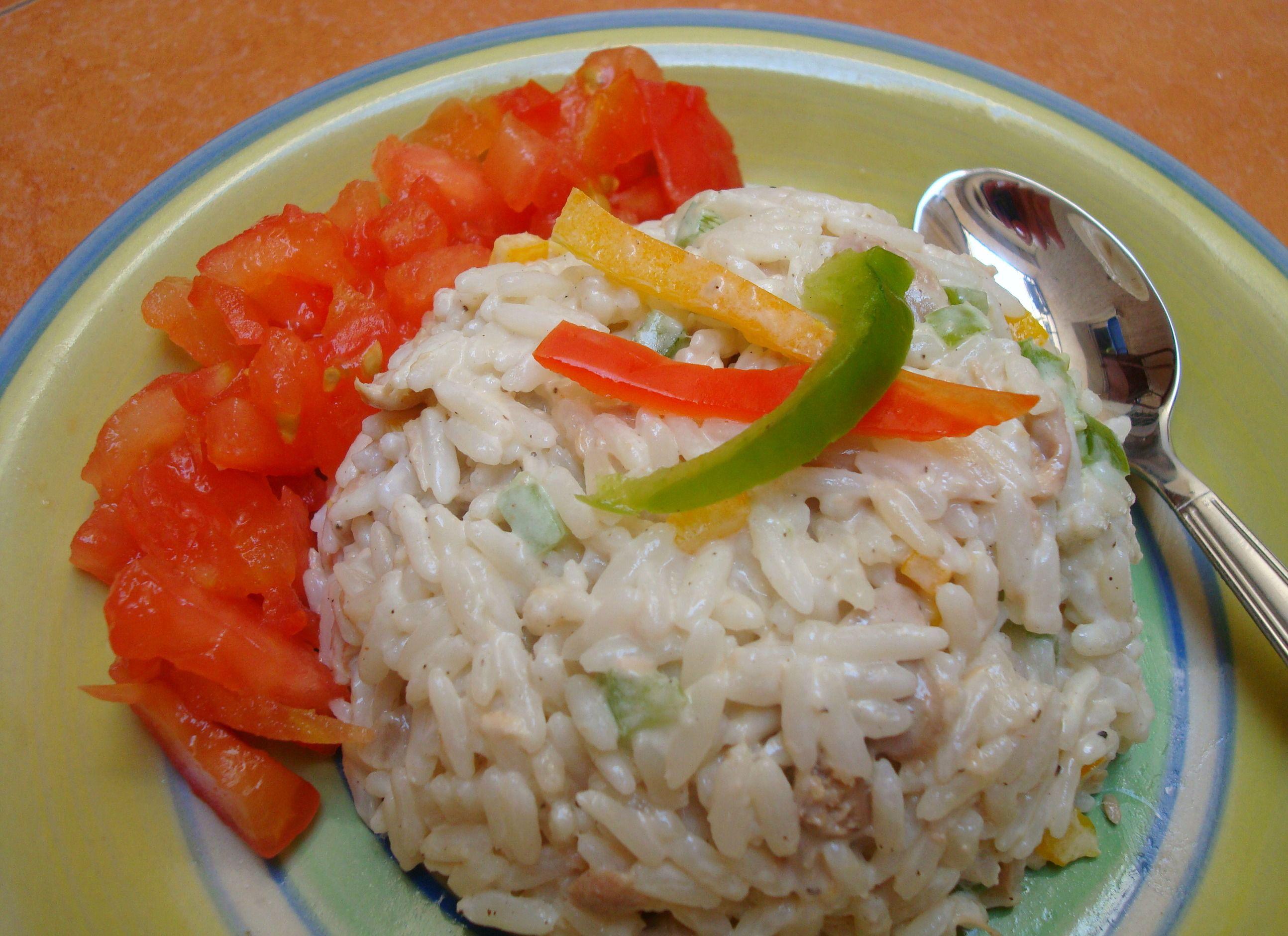 Tuna Salad Rice Recipe