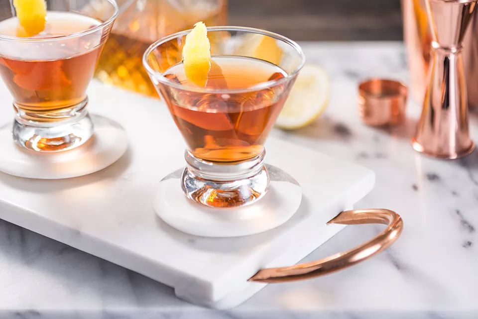 The Classic Brandy Cocktail