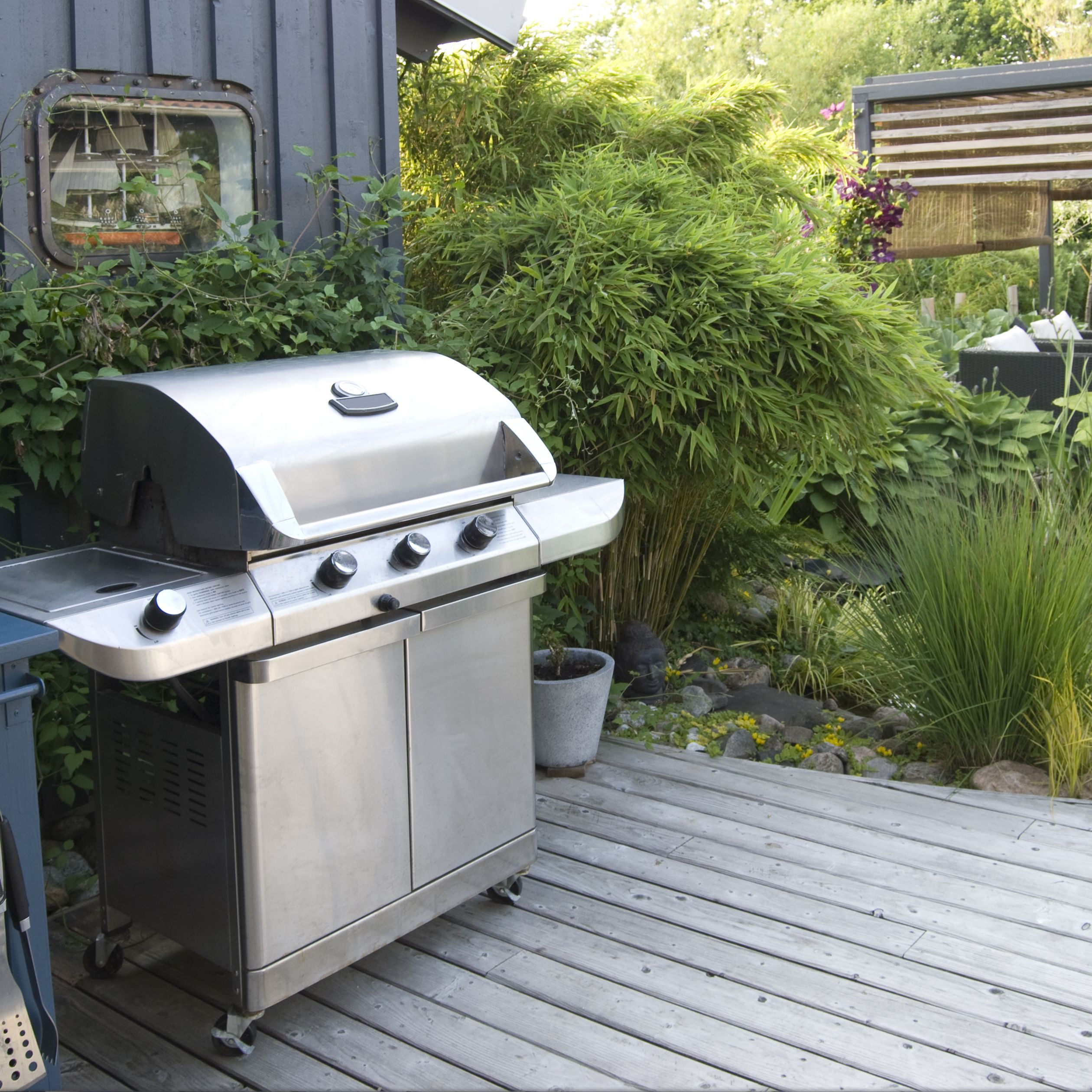 How To Choose The Right Gas Grill Cover