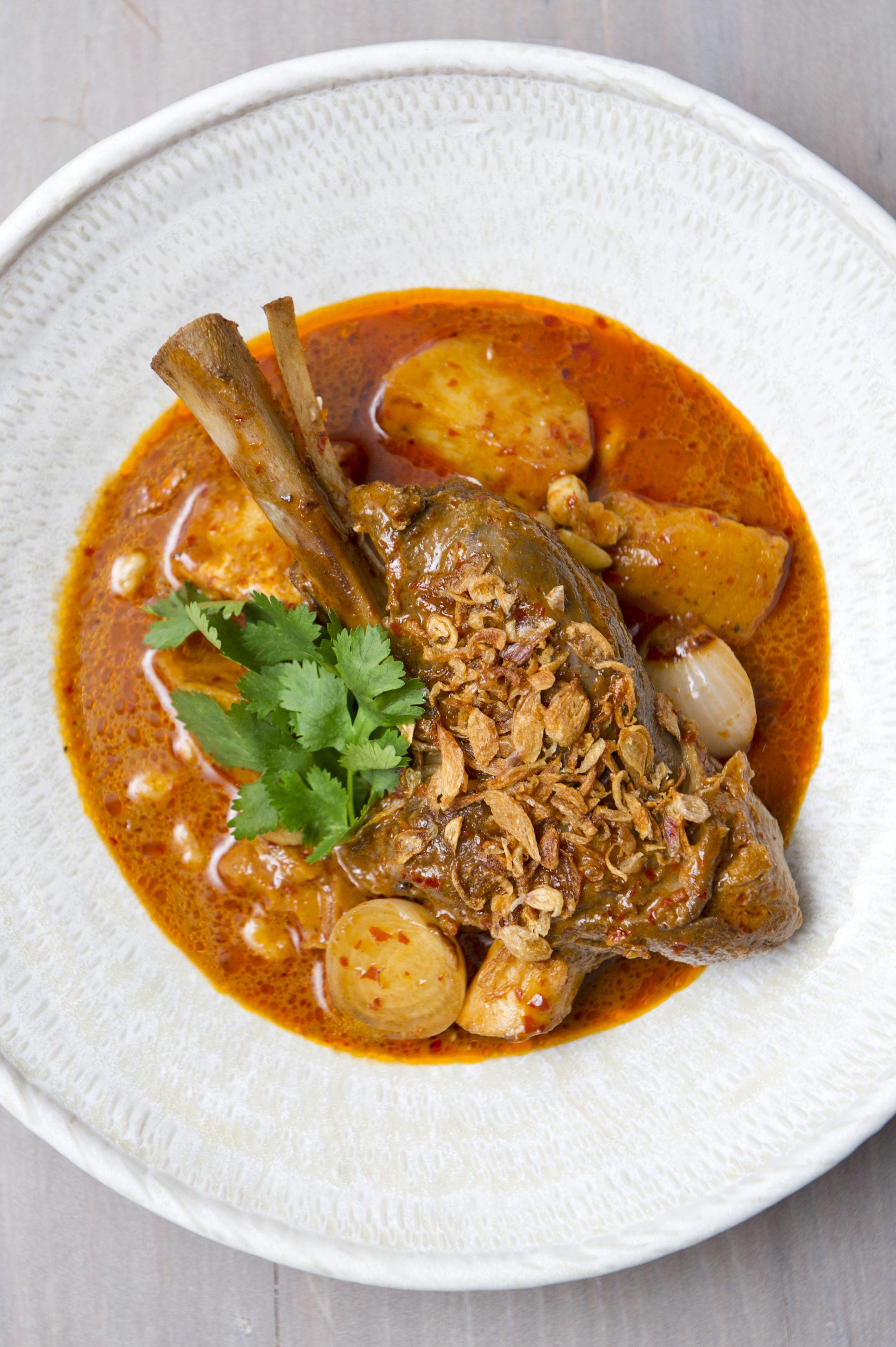 Massaman Red Curry