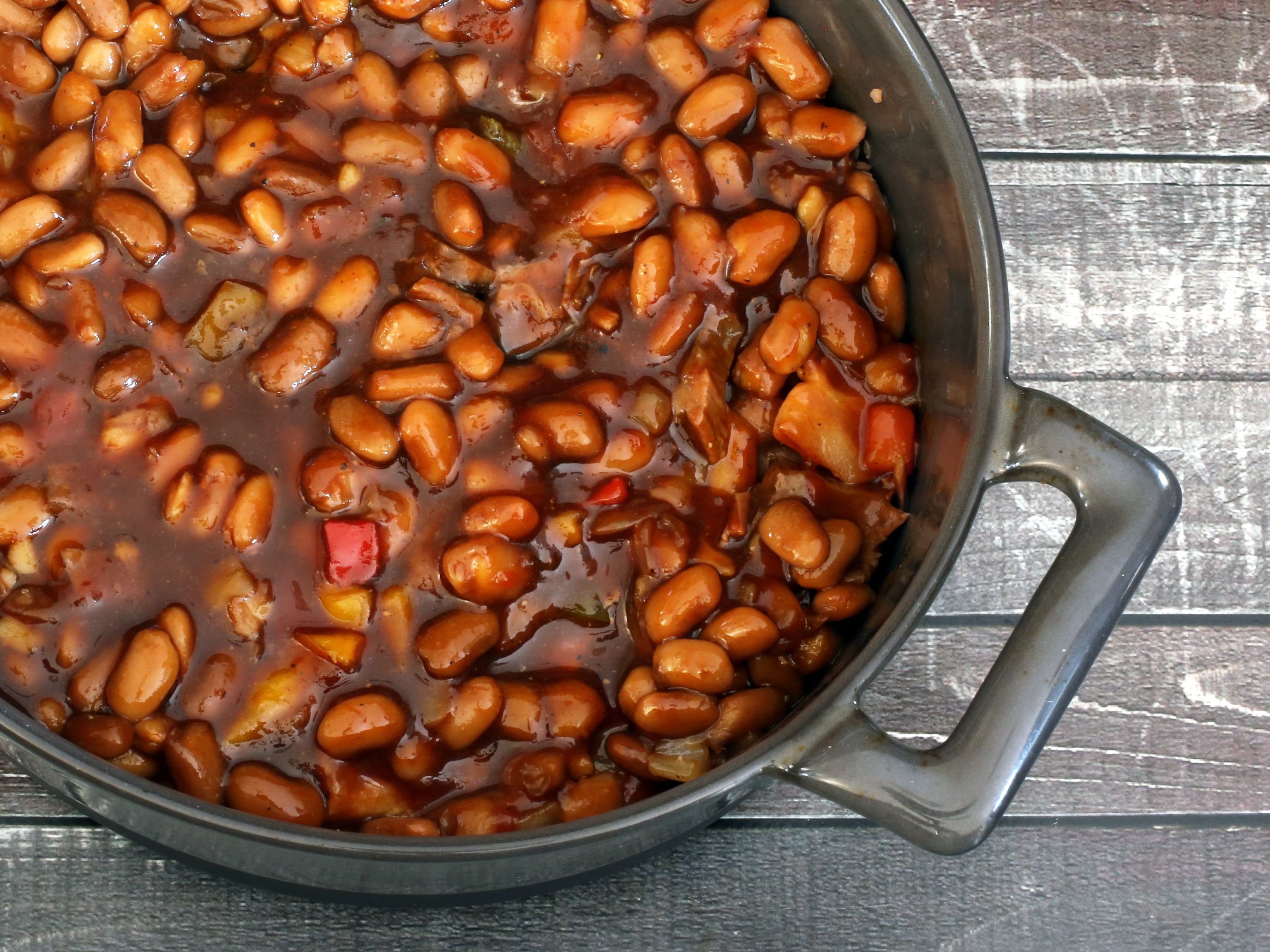 Country Style Pinto Bean Bake Recipe