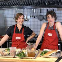 Dana Bowen & Sara Kate Gillingham