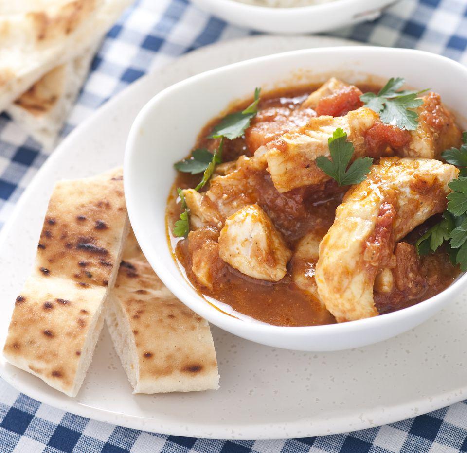 curry de pescado fácil para principiantes