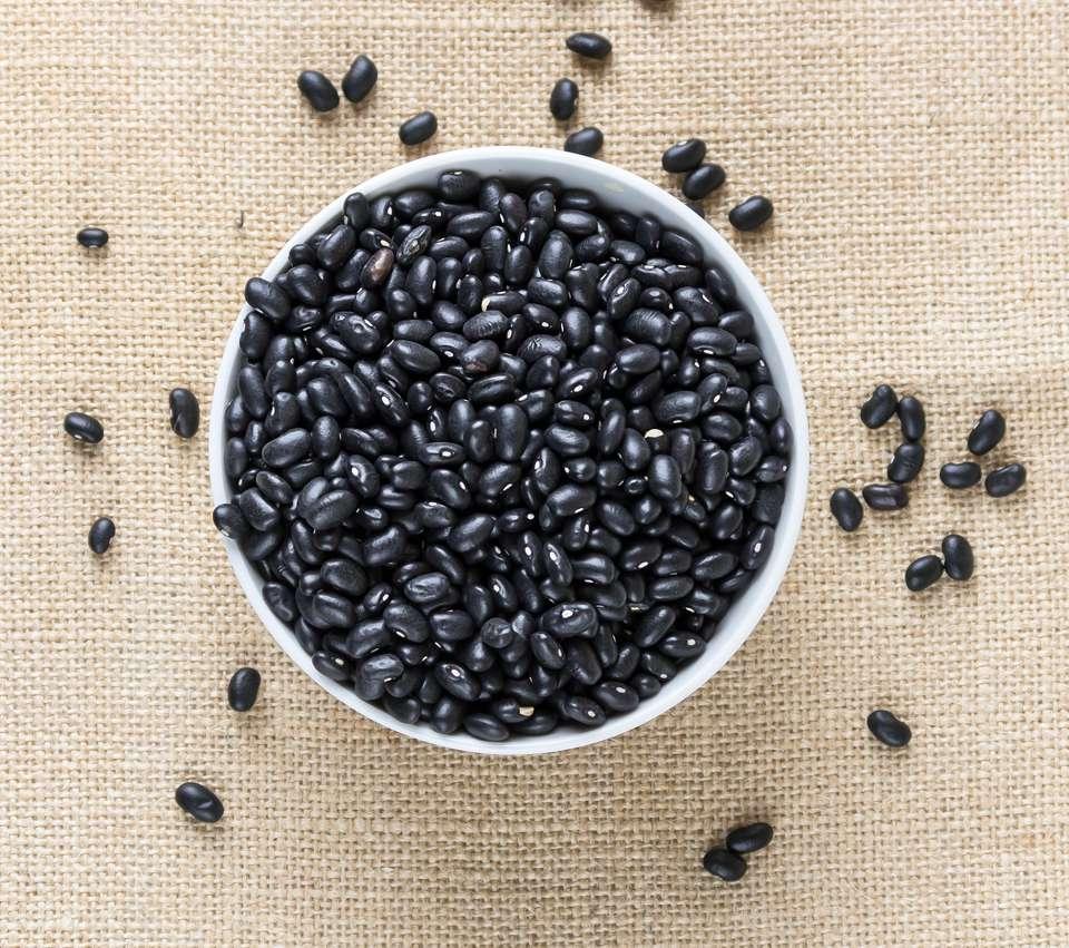 Frijoles negros (Alubias Negras de Tolosa)