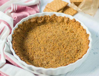 Basic Graham Cracker Pie Crust