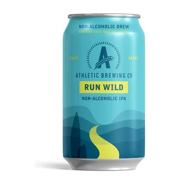 Athletic Brewing Run WIld
