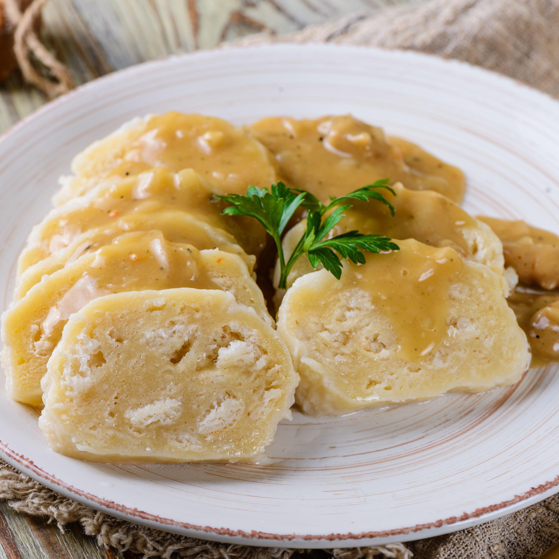 Traditional Czech Bread Dumplings Recipe