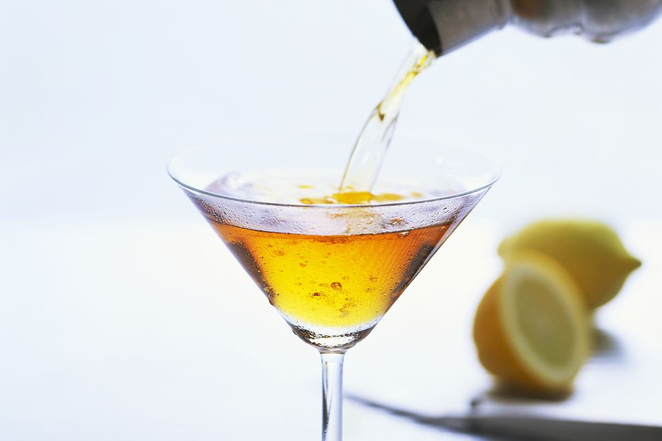 Classic Honeymoon Cocktail