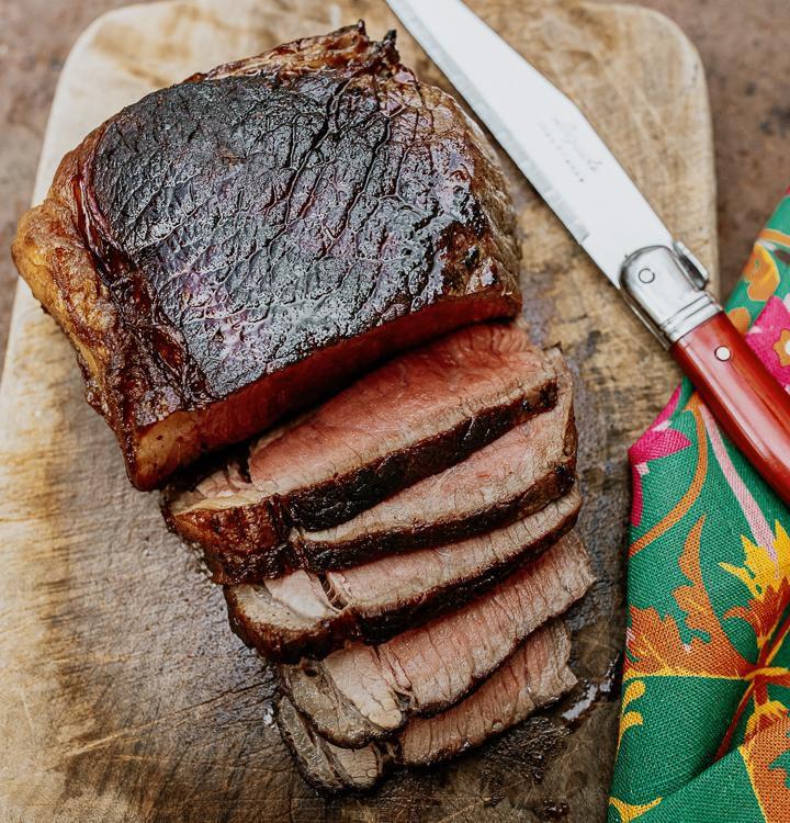Belcampo Organic Shasta Steak 4 Pack