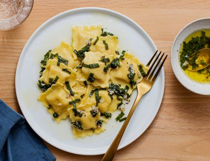 Sage brown butter sauce recipe